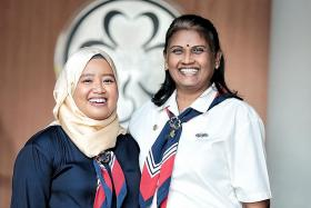 Teachers honoured for guiding girls through challenges