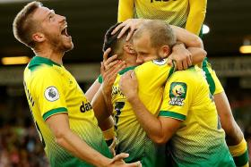 Norwich City's upset win a priceless one for the EPL: Neil Humphreys