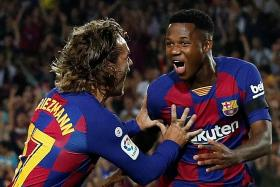 Barca teen sensation Ansu Fati in line to play for Spain