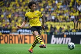 We can beat Barcelona, says Borussia Dortmund's Axel Witsel