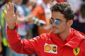 Ferrari's Charles Leclerc can be like Michael Schumacher: FIA chief