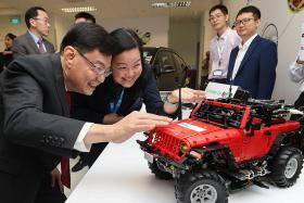 Future of semiconductor industry remains bright: DPM Heng