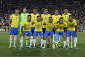 Brazil to take on Senegal, Nigeria at Singapore Sports Hub in October