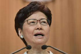 Carrie Lam to hold dialogue sessions with public next week