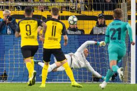 Marc-Andre ter Stegen makes claim to be Germany's No. 1
