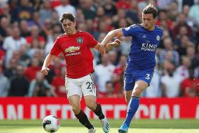 Daniel James ruled out of Manchester United's Europa League opener