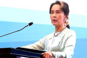 UN: Suu Kyi's liability in Rohingya crisis an 'open-ended question'