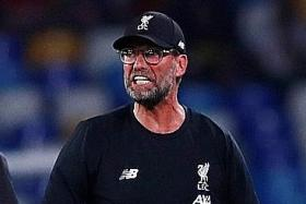 It's clear and obvious that's there was no penalty, says Juergen Klopp