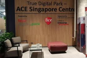 New centre launched in Bangkok to help Singapore start-ups
