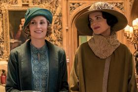 Downton Abbey rules  North American box office