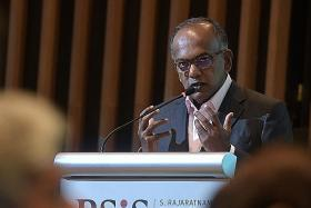 TOC hired foreigners to write negative articles on S'pore: Shanmugam