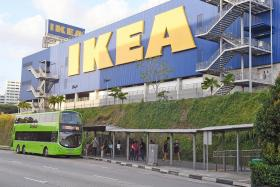 Ikea's Singapore revenue falls to $341m, in line with expectations