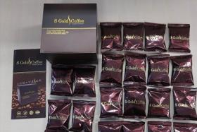 S Gold Coffee sold online contains banned substance