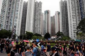 HK's sky-high property prices prove resilient in face of protests
