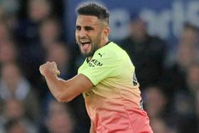 Riyad Mahrez has bagged four goals and five assists in his last seven matches for Manchester City.