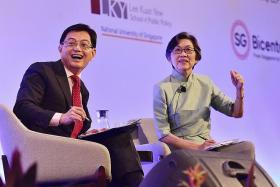 Critical to forge 'sense of unity' in Singapore: DPM