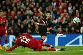 Liverpool guilty of resting on their laurels: Richard Buxton