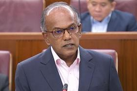Young people must learn to spot charlatans: Shanmugam