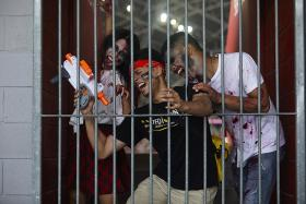 Battle it out at Asia's first zombie survivor game Zedtown Asia