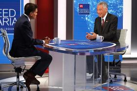 Key test for S'pore political system is good govt: PM Lee