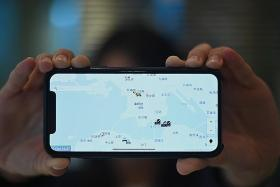 Apple pulls tracking app used by HK protesters