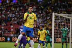 Brazil, Senegal in drab draw at National Stadium