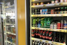 High-sugar drinks account for half of all sugar-sweetened beverages sold.
