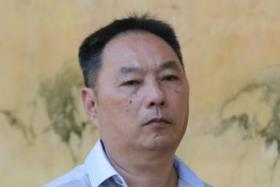 Lim Chai Heng (above) drove against the flow of traffic down the AYE three years ago, leaving one dead and four injured.
