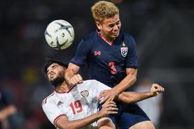 Thailand coach Akira Nishino hopes win over UAE can spark run