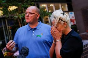 Parents of Briton killed in crash reject Trump's offer to meet driver