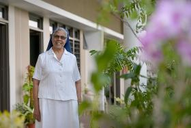 Singapore nun who counselled inmates on BBC list of inspiring women