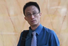 Ler Teck Siang was arrested in March last year.