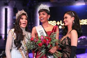 Miss Universe Singapore 2019 winner nails her second shot at crown
