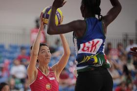 Captain Charmaine Soh cool as Singapore snatch late draw
