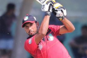 Singapore suffer defeat by Holland in T20 cricket World Cup qualifier