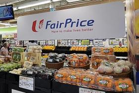 NTUC FairPrice, Foodfare and Kopitiam now helmed under FairPrice Group