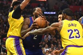 'Little brother' Clippers defeat Lakers in battle of Los Angeles