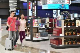 Lotte to replace DFS Group at Changi Airport next June