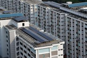 Singapore aims to power 350,000 homes by 2030 with solar energy