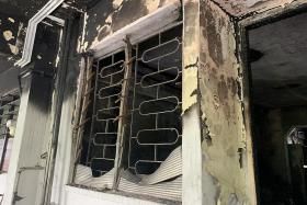 Neighbours say fire was 'waiting to happen'
