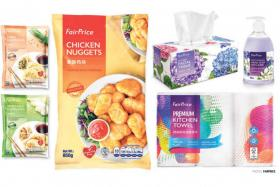 Party away with FairPrice products