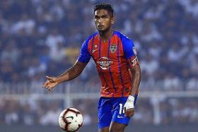 JDT captain Hariss Harun eyes elusive Malaysia Cup medal