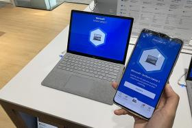 Microsoft launches Synchronized Shopping Experience at Harvey Norman