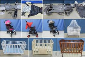 Three types of kids products recalled