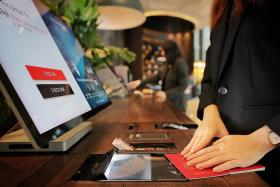 Automation helps reduce hotel check-in times by up to 70 per cent
