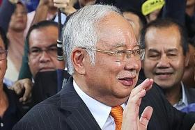 Najib's 1MDB corruption trial to proceed, says Malaysian court