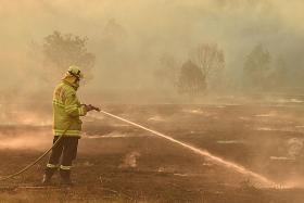 'Catastrophic' fires continue to rage in Australia