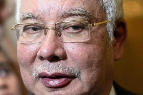 Najib says trial is chance to clear his name