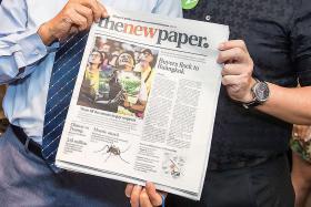 TNP readers receptive to advertisements: Study