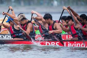 Have a splashing good time at Singapore Regatta Waterfest